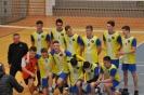 Mistrzostwa Rejonu w siatkówce chłopców 09.03.2016